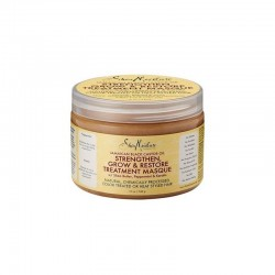 Shea Moisture Jamaican Black Castor Oil Strengthen Grow & Restore Treatment Masque