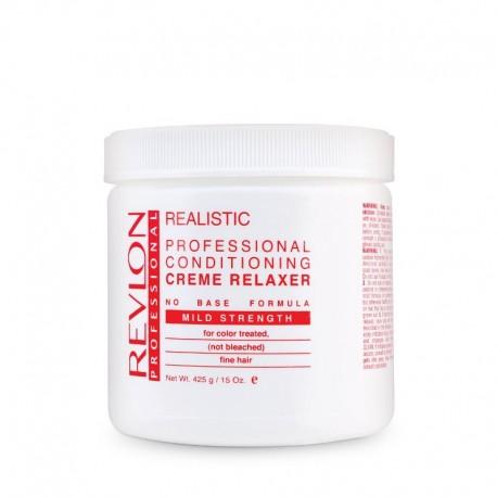 Revlon Realistic Conditioning Creme Relaxer - Crème Défrisante Douce