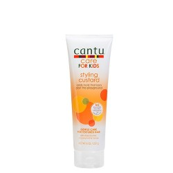 Cantu Care For Kids Styling Custard - Crème Coiffante Karité Coco Miel