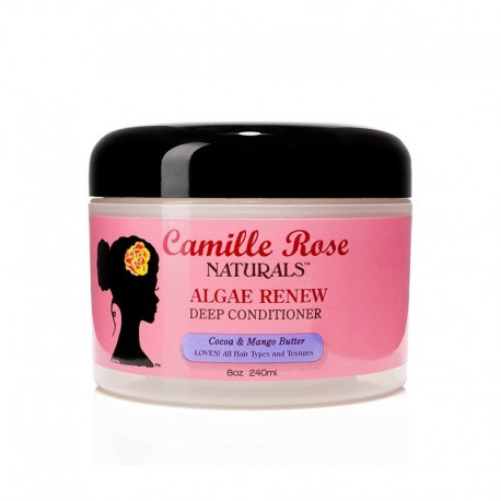 Camille Rose Algae Renew Deep Conditioner - Masque Réparateur Cacao Mangue