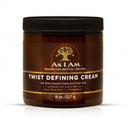 As I Am Twist Defining Cream - Crème Coiffante Pour Twists