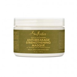 Shea Moisture Yucca & Plantain Anti Breakage Strengthening Masque - Masque anti-casse