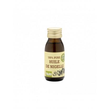 Yari Huile de Nigelle (Cumin Noir) Bio 100% Pure 60ml