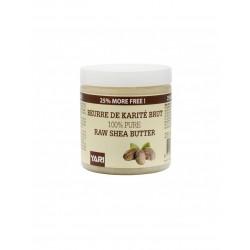 Yari Beurre de Karité Brut 100% Pur 250ml