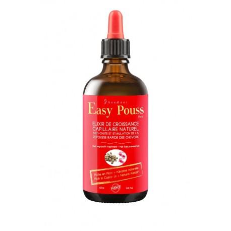 Easy Pouss Elixir de Croissance Capillaire Naturel Cheveux Epais